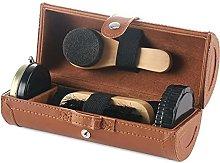 Demacia MUsen 6PCS Shoe Polish Care Kit Leather