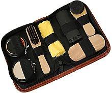 Demacia MUsen 8 PCS/Set Shoe Polish Shine Brush