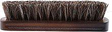 Demacia MUsen Horsehair Shoe Brush Polish Wood