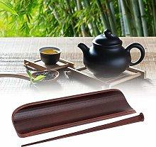 Denash Gong Fu Tea Tools, Bamboo Tea Accessory Tea