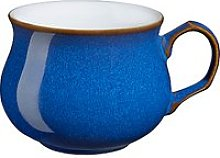 Denby Imperial Blue Tea / Coffee Cup & Saucer