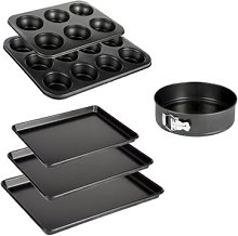 Denby Non-Stick 6 Piece Bakeware Set Denby