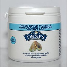Denes Green Lipped Mussel With Glucosamine+ Pet