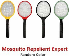 DENGHENG 1pc Electric Fly Swatter Handheld