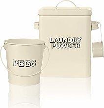 Denny International® Vintage Retro Laundry Powder