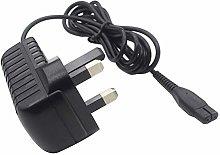 DeoMeat Portable Charger Uk Plug for Karcher Wv50