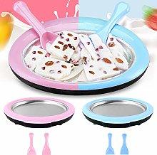 Dequate Home Mini Ice Cream Maker Fried Ice