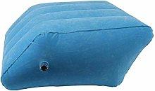 DERCLIVE 1PCS Inflatable Leg Rest Cushion Knee