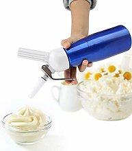 DERCLIVE 500mL Whipped Cream Dispenser,Foamer