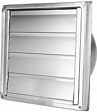 DERCLIVE Stainless Steel Air Vent Duct Grill