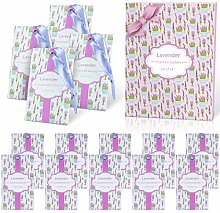 DERDUFT Scented Sachets Bags, Fragrance Bags for