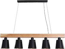 Derybol 5-Lights Pendant Lighting Fitting for