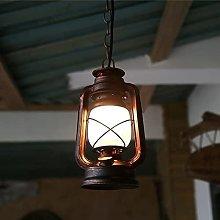 Derybol Chinese Style Kerosene Retro Pendant