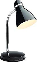 Derybol Desk Lighting Goose Neck Table Lamp with