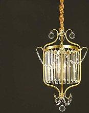 Derybol E27 Crystal Pendant Light Luxury Glass