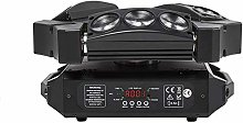 Derybol LED downlight Mini LED Beam 9x10W RGBW