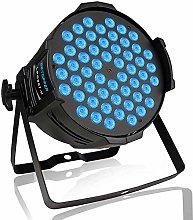 Derybol Night Light 54x3W RGB Par DJ Light LED