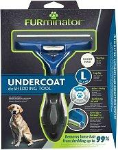 Deshedding Tool (L) (Black/Blue/Green) - Furminator