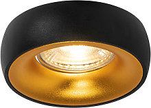 Design built-in sport black with golden interior -