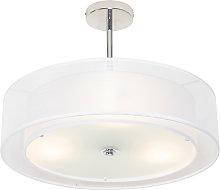 Design ceiling lamp white - Pikka