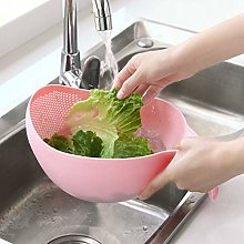 Design Colander Strainer Rice Washing Bowl Rice