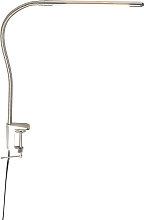 Design desk lamp steel incl. LED - Lionard