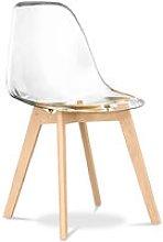Design Deswick chair Transparent