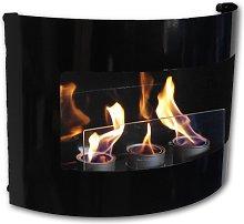 Design Fireplace RIVIERA Bio Ethanol Gel Fire