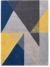 Design Matters Triangle Geo Rug