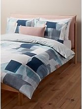 Design Project by John Lewis No.198 Bedding, Blue