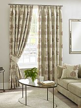 Design Studio Arden Chintz Pencil Pleat Lined
