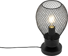 Design table lamp black - Raga