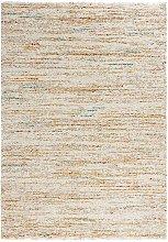 Design Verlour Deep Pile Carpet Chic Cream 120 x