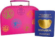 Designabear Travel Accessory Set
