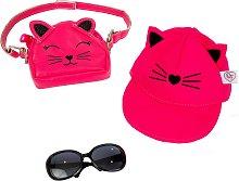 Designafriend Cat Fashion Accessory Set