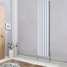 Designer 1800x408 Vertical Flat Double Panel