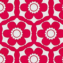 Designer Barbara Hulanicki Funky Flora Geometric