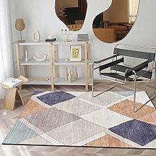 Designer Carpet Modern rug Abstract hand drawn