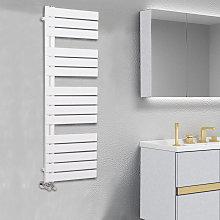Designer Flat Towel Rail Radiator Bathroom Central