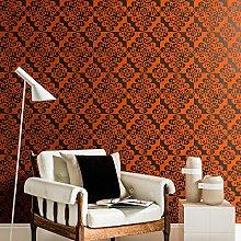 Designer Kelly Hoppen Twist Chocolate/Orange