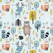 Designer Kids Childrens Nursery Baby Curtain