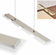 Designer Pendant Light with Integrated LED -