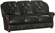 Designer Sofas 4 U - Alabama 3 Seater Sofa Genuine