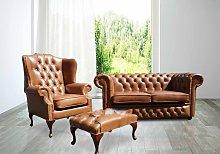Designer Sofas 4 U - Buy leather sofa suite|Brown