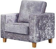 Designer Sofas 4 U - Chesterfield 1 Seater Sofa
