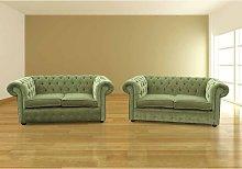 Designer Sofas 4 U - Chesterfield 2+2 Seater Sofa