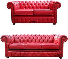 Designer Sofas 4 U - Chesterfield 2 Seater + 3