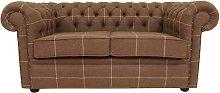 Designer Sofas 4 U - Chesterfield Arnold Wool 2
