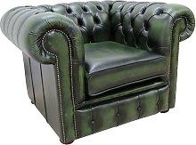 Designer Sofas 4 U - Chesterfield Club Chair