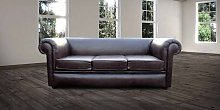 Designer Sofas 4 U - Chesterfield Hampton 3 Seater